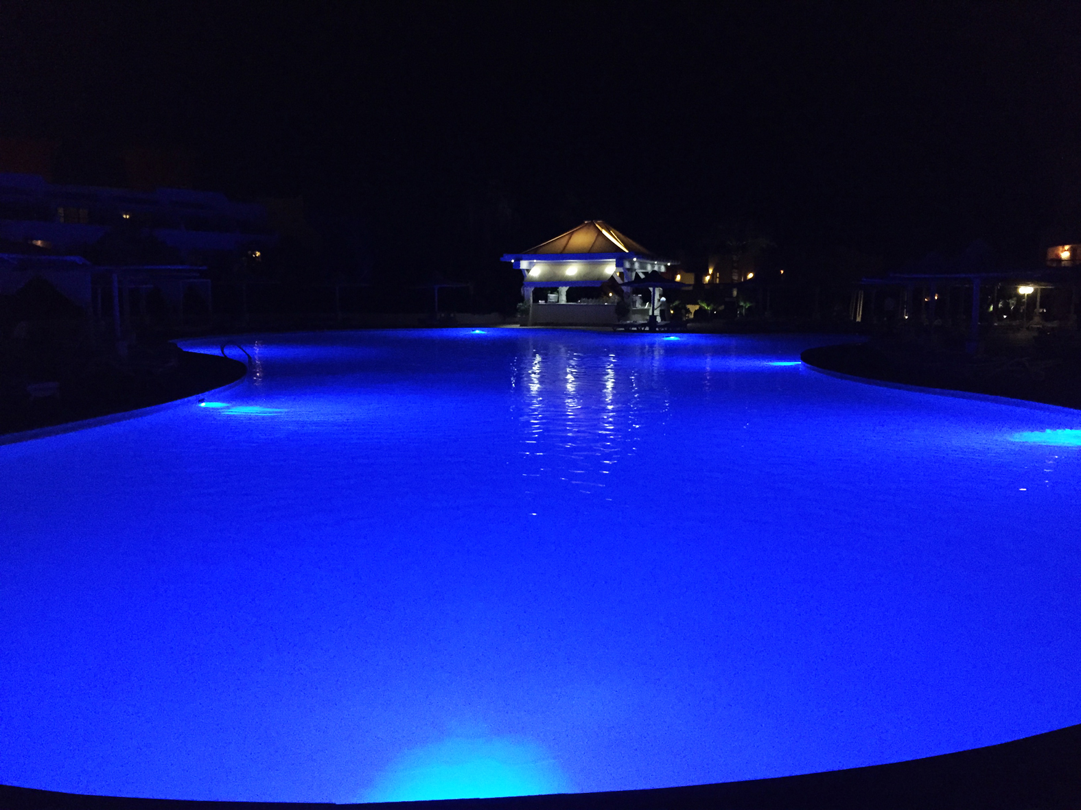 Led Pool And Spa Light Blue Surface Mount Free Delivery