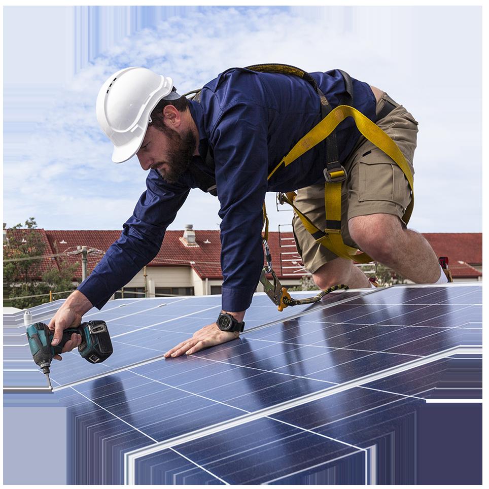 solar electrician panels melbourne