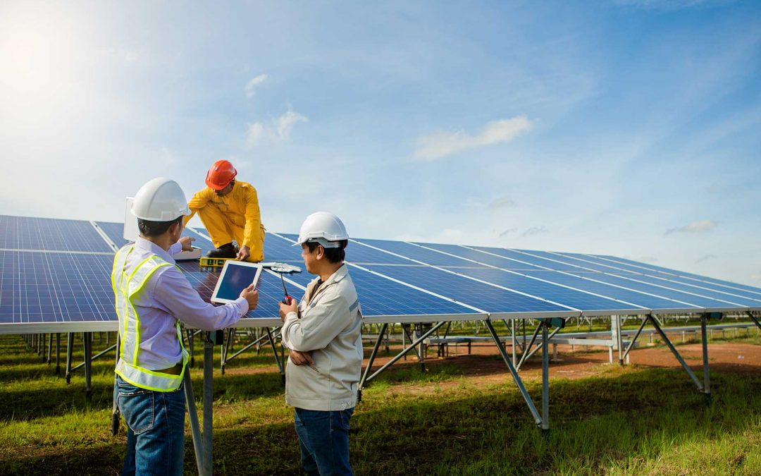 How do you find the right solar installer ?